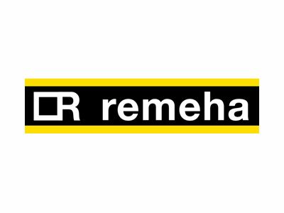 REMEHA logo Case